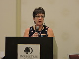 Connie Seutter President of the AEC