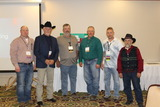 NAEBA past presidents in attendance