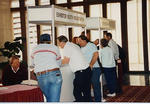 Convention Registration booth