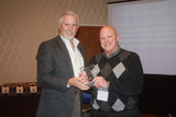 Dr. Anderson receives award from NAEBA