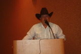Auctioneer Ken Branine-awesome job Ken!